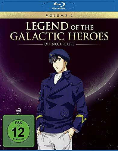 Legend of the Galactic Heroes: Die Neue These Vol.2 [Blu-ray]