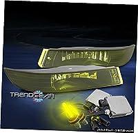 2000-2005 CHEVY IMPALA BUMPER FOG LIGHT LAMP YELLOW LENS + 3K XENON HID 2003 200