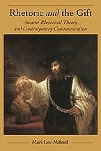 rhetoric والجزء العلوي عبارة عن هدية: القديم rhetorical Theory و عصري (اتصال فلسفة/اتصال: في حالة الدراسات hermeneutics ، ethics ، و في غاية الأهمية Theory)