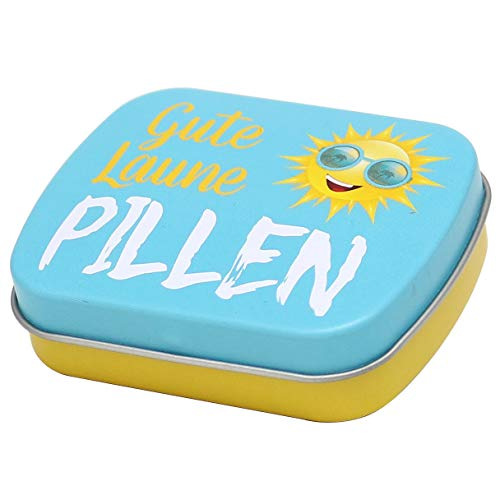 Pillendose - Gute Laune