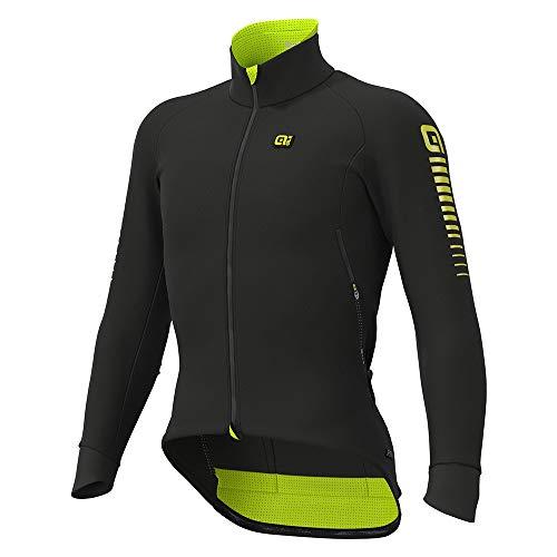 Alé Cycling Clima Protection 2.0 Race Nordik Veste imperméable pour homme Noir Taille M 2020