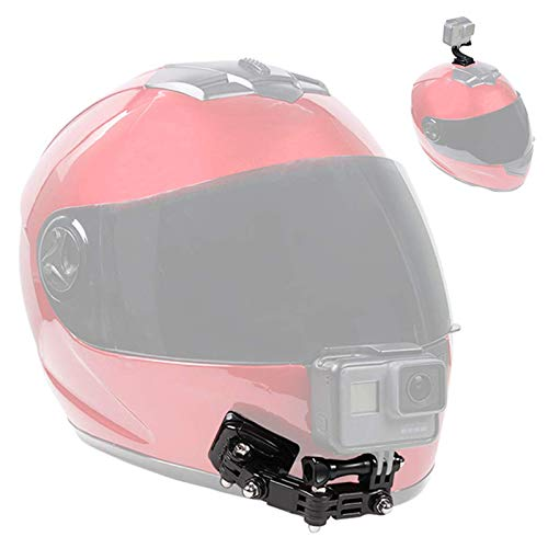 Honbobo Motocicleta Casco Montar para GoPro Hero 10 9 8 7 6 5 4, AKASO/Campark/YI...