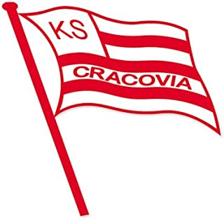 MKS Cracovia SSA - Poland Football Soccer Futbol - Car Sticker - 4