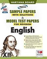 Sample Papers English Class-12 (English Medium) (Haryana Board)