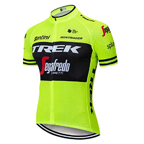 SUHINFE Maillots Ciclismo Hombres Camiseta Ciclismo