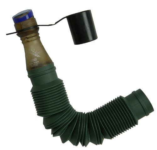 Primos 00912 Bull Horn Elk Call Support Shelf with Blue Reed Extends from 7