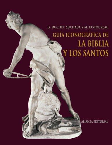 Guía iconográfica de la Biblia y los santos (Libros Singulares (alianza)