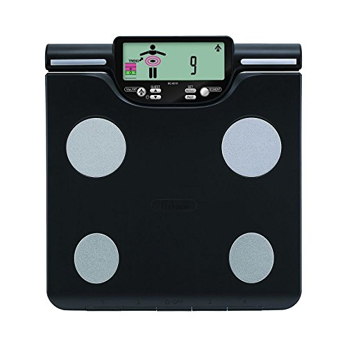 Tanita FitScan BC-601F Monitor de grasa corporal por segmentos de actividad