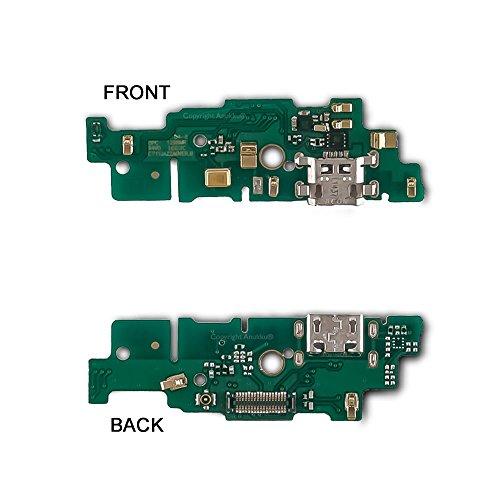 compatibile per HUAWEI ASCEND MATE 7 (MT7-TL10 MT7-TL00 CL00) FLEX FLAT DOCK MICRO USB RICAMBIO CIRCUITO MODULO BASETTA CONNETTORE per jack Usb DI CARICA DOCK RICARICA + MICROFONO
