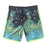 MLKUP Shorts De Playa De Surf De Secado Rápido Elásticos Impermeables Pantalones Cortos De Fitness...