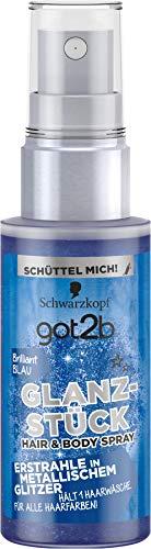 Schwarzkopf got2b Glanzstück Brilliant Blau, 1er Pack (1 x 50 ml)