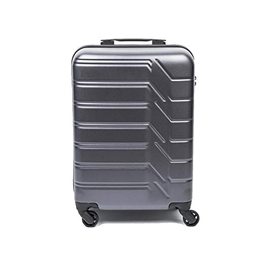 Lowest Prices! YSZG Universal Wheel Men, Luggage ABS+PC, Business Telescopic Luggage, Custom Laminat...