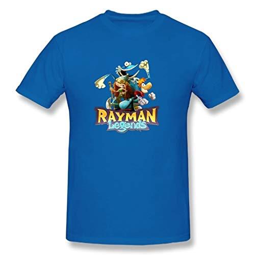 SF Men's Rayman Legends Cotton Short Sleeve T-Shirt