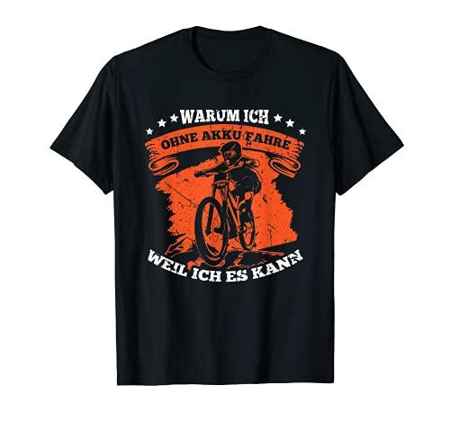 Mountain Biking MTB Downhiller - Freeride Downhill T-Shirt
