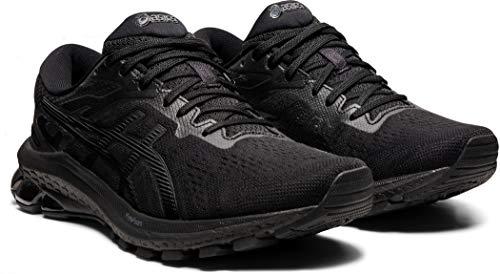 ASICS GT-1000 10, Zapatillas de Running Mujer, Negro, 43.5 EU