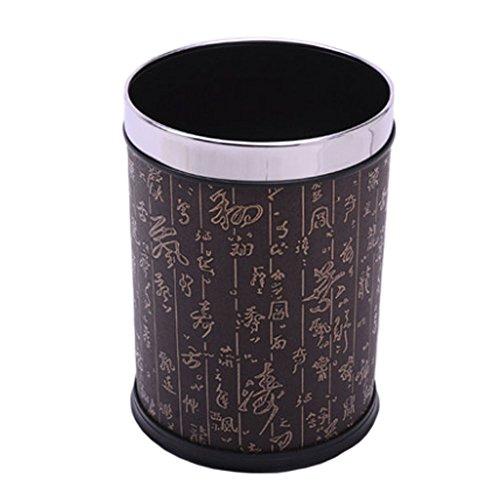 Alien Storehouse Haushalts-Papierkorb rund Mülleimer/Bins für zu Hause/Büro - chinesische Schriftzeichen