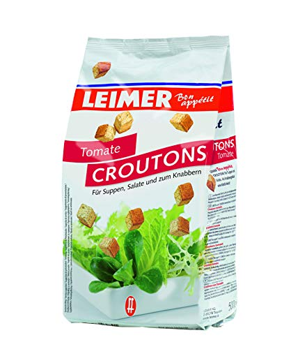 Leimer Croutons Tomate, 500 g, 040100