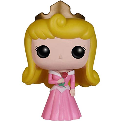Funko Pop Movies : Sleeping Beauty - Aurora 3.75inch Vinyl Gift for Fairy Tale Fans(Without Box) SuperCollection