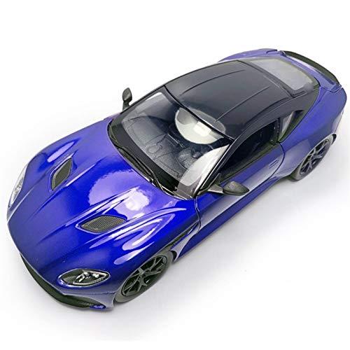 LXLN Utilizado para Aston Martin Supercar 1:24 Aleación A Escala Modelo De Coche Modelo De Coche Niños Boy T-oy Regalo De Cumpleaños Decoración De Adultos