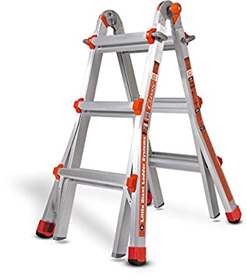 Little Giant 10101LG 300-Pound Duty Rating Ladder System by Amazon.com, LLC *** KEEP PORules ACTIVE ***