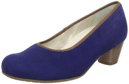 Semler Celine C2200040072, Damen Pumps, Blau (aqua 072), EU 40 2/3 UK(7)