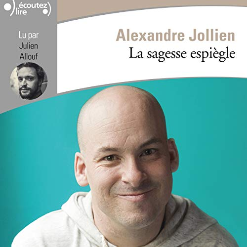 La sagesse espiègle audiobook cover art