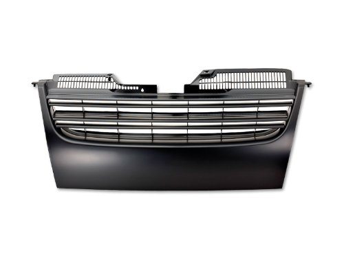 FK Automotive FKSG125 Frontgrill, Schwarz