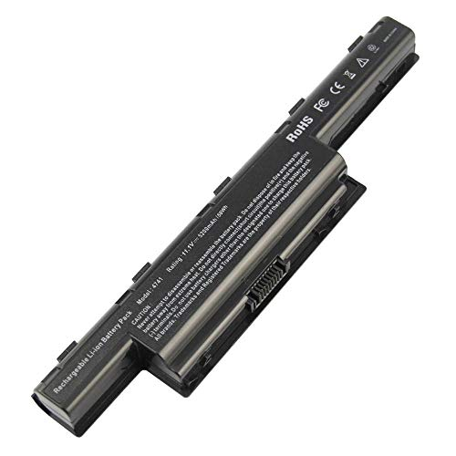 Batteria 5200mAh compatibile con Acer Aspire 7741G 7741 7560G 5755G E1 7560 5755