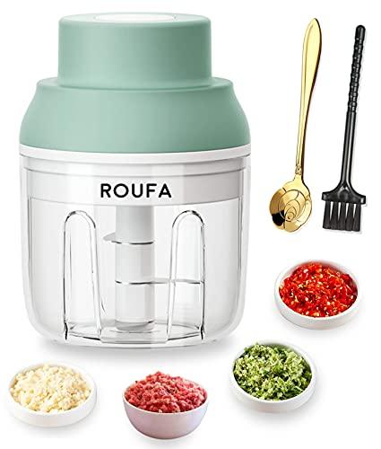 procesador de alimentos electrico de la marca ROUFA