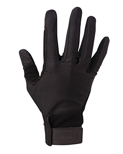 Noble Outfitters Perfect Fit Riding Gloves Black 7