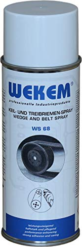 WEKEM WS 68 Keil- und Treibriemenspray 400 ml