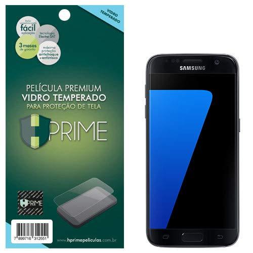 Pelicula de Vidro Temperado 9h para Samsung Galaxy S7, HPrime, Película Protetora de Tela para Celular, Transparente