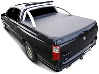 Holden Crewman VY VZ 2003 to 2007, Factory Sports Bar Clip On Ute Tonneau Cover. Tuff Tonneaus Ute Covers are Australian M...