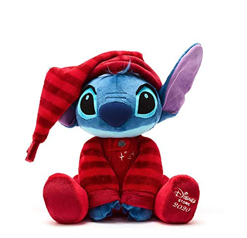 DS Peluche Stitch 35 CM Natale 2020 Originale Disney Store Lilo & Stitch