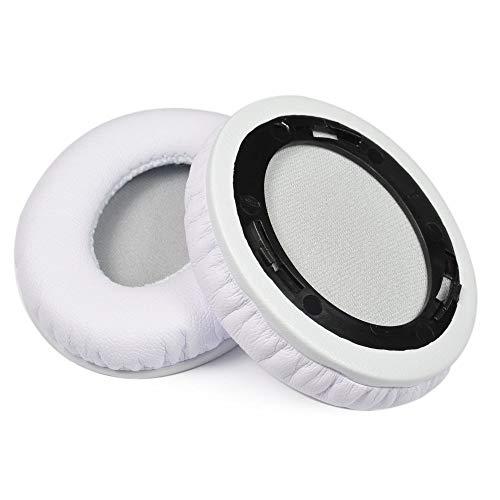 Solo 1.0 Ersatz-Ohrpolster, kompatibel mit Monster Beats by Dr. Dre Solo 1.0 Solo HD On-Ear-Kopfhörer (weiß)