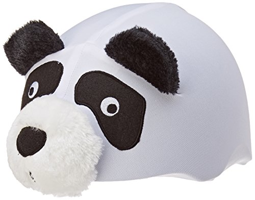 Coolcasc Cool Casc Schutzhülle für Helm Panda
