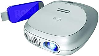 3m Mobile Projector W Roku Streaming Stick Spr1000