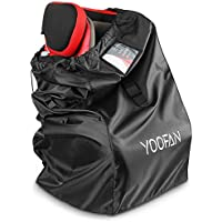 Yoofan Car Seat Waterproof Carseat Gate Check Backpack