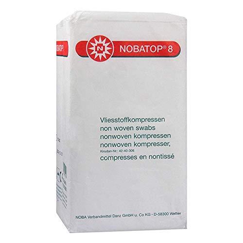 NOBATOP 8 Kompressen 10x10 cm unsteril (854010),200St