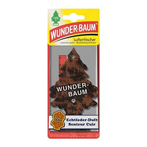 Alpin 78327 Wunder Baum - Duftender Weihnachtsbaum - Echtleder