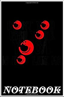 Notebook: Don't You Wish Your Yoga is Hot Like Me Red Jalapeno Circles  notebook 100 pages 6x9 inch by Chuni Lio