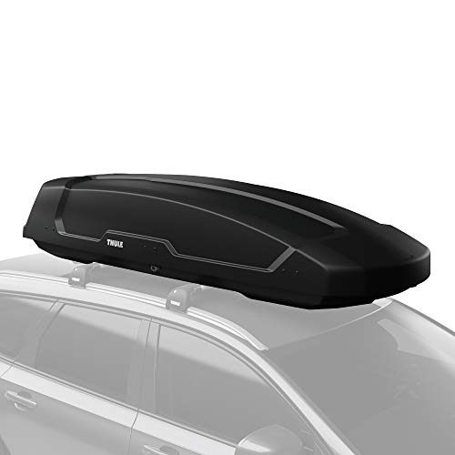 Thule Force XT Rooftop Cargo Box, XX-Large, Black