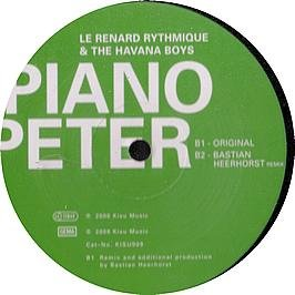 LE RENARD RYTHMIQUE & THE HAVANA BOYS / PIANO PETER