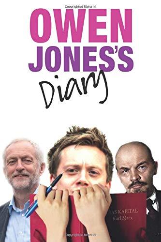 Owen Jones's Diary