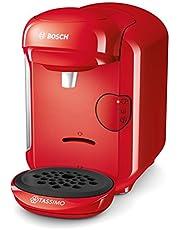 Bosch TAS1404Tassimo kapsüllü kahve makinesi, Kırmızı