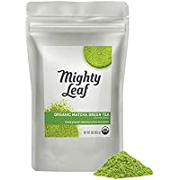 Mighty Leaf Organic Matcha Green Tea Powder, 3 Ounce Pouch