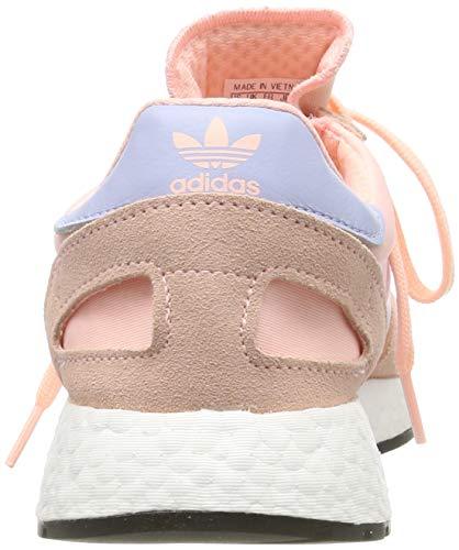 adidas Women's I-5923 W Gymnastics Shoes, Orange (Clear Orange/Periwinkle/Core Black), 3.5 UK (36 EU) Nevada