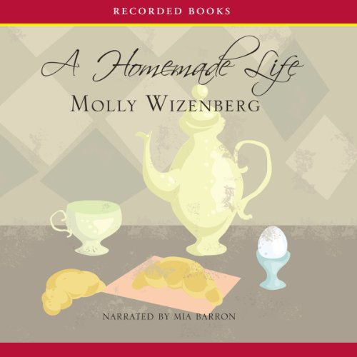 A Homemade Life audiobook cover art