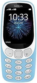 Nokia 3310 TA-1036 Unlocked GSM 3G Android Phone - Azure