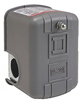 Water Pump Pressure Switch  Range  5 to 80 psi Port Type   1  Port 1/4 in FNPS - 1 Each